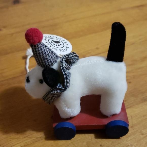 "Boyd's Bears TF Fuzzies Handmade Doggie 3"" EUC"